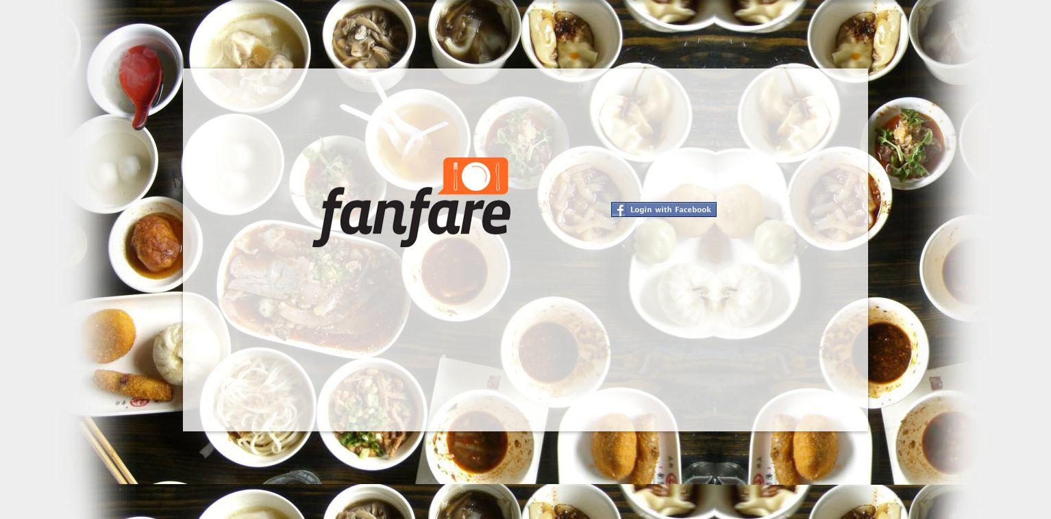 Fanfare Food